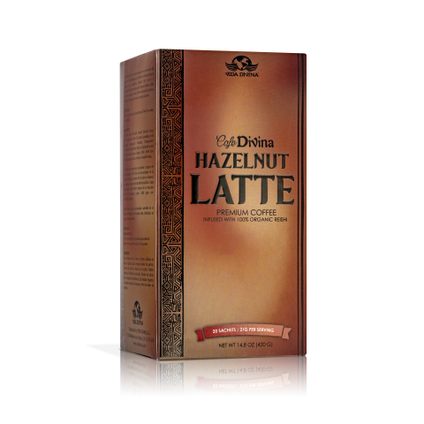 Hazelnut Latte (Avellana)